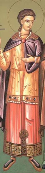 Sfantul Mucenic Amfian