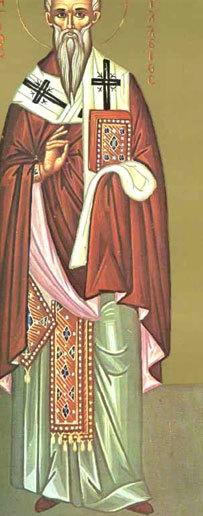 Sfantul Pahomie