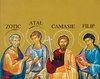 Sfintii Zotic, Atal, Camasie si Filip