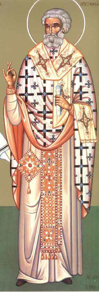 Sfantul Petru, Arhiepiscopul Alexandriei