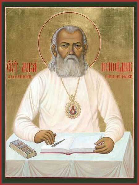 Sfantul Luca al Crimeei