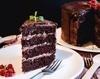 Tort de post cu ciocolata