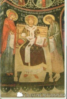 Manastirea Arnota - Deisis