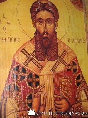 Schitul Sihla - Sfantul Grigorie Palama