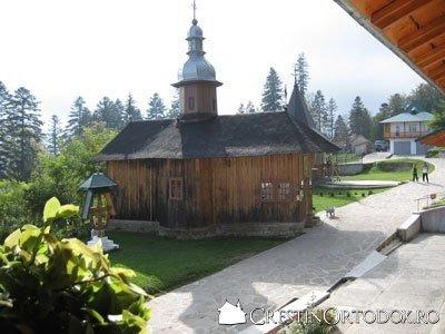 Schitul Sihla - Biserica Nasterii Sfantului Ioan Botezatorul