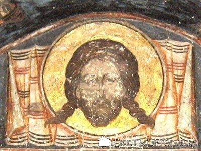 Manastirea Humor - Sfanta Mahrama