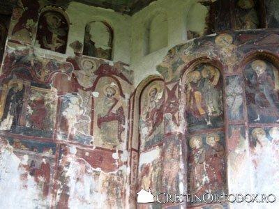 Manastirea Humor - Pictura exterioara