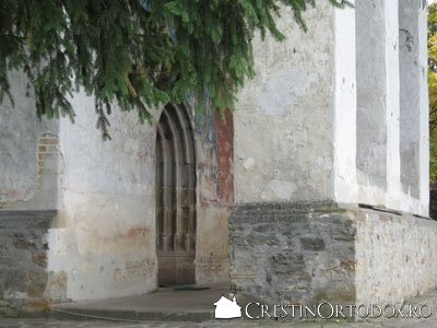 Manastirea Humor - Intrarea in Pridvor