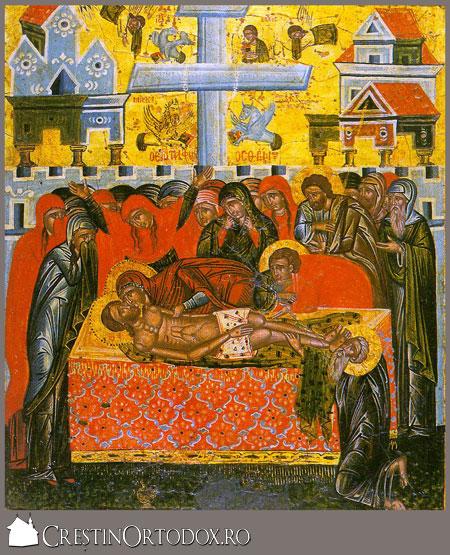 Bocetul la Mormantul Domnului