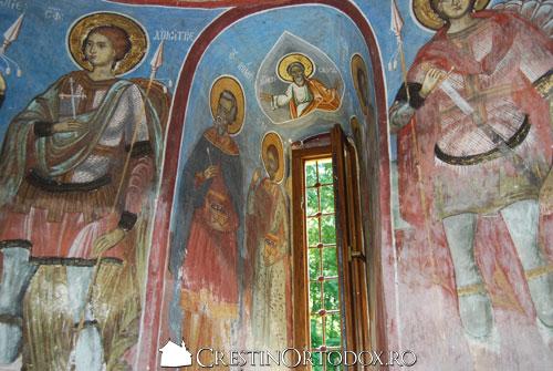 Manastirea Valea Manastirii - Fereastra