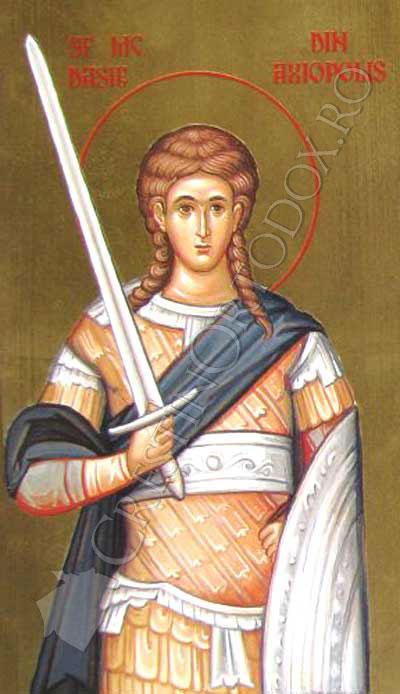 Sfantul Dasie de la Axiopolis