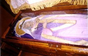 Moastele Sfintei Mucenite Filofteia