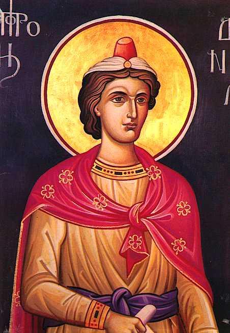 Sfantul Proroc Daniil