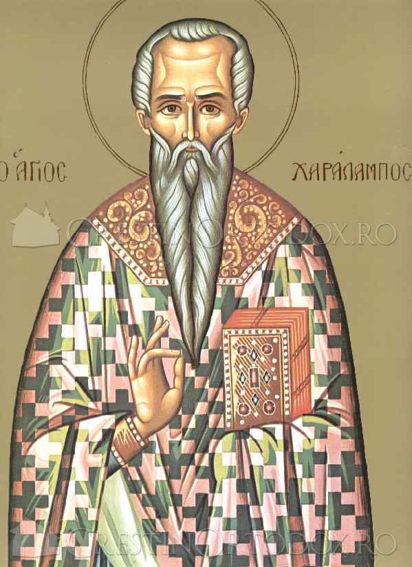 Sfantul Haralambie